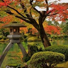 Visit Kenroku-en - Bucket List Ideas