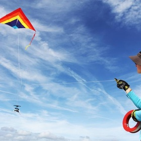 Fly a Kite - Bucket List Ideas