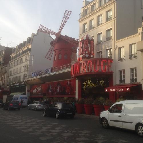 Moulin Rouge - Bucket List Ideas