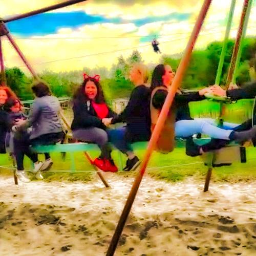 Go For A Family Swing - Bucket List Ideas