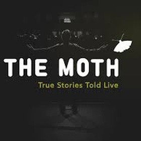 Attend a live event of The Moth - Bucket List Ideas