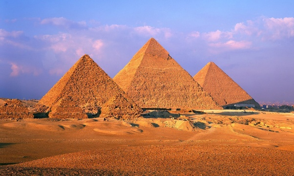 Visit the Pyramids - Bucket List Ideas