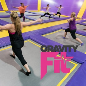 Go to a trampoline fitness class - Bucket List Ideas