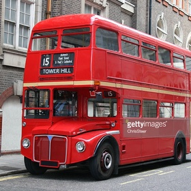 Ride a double-decker bus in London - Bucket List Ideas