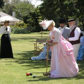 Have a croquet party - Bucket List Ideas