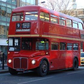 Ride a Double Decker Bus - Bucket List Ideas