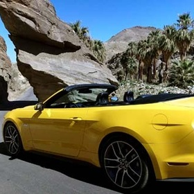 Own A Convertible - Bucket List Ideas