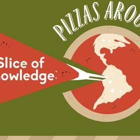 Eat pizza in 10 different countries - Bucket List Ideas