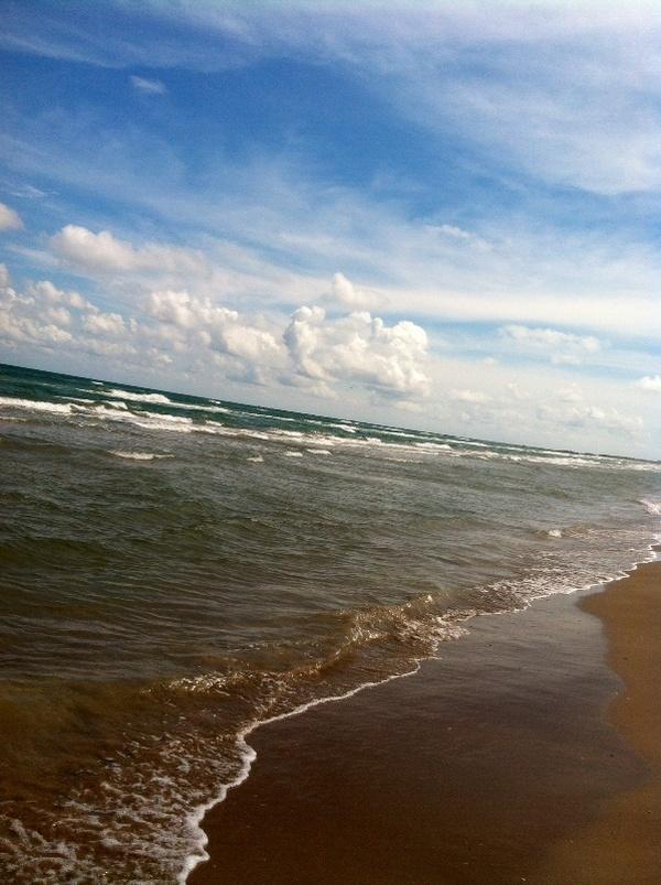 Put My Feet in the Ocean - Bucket List Ideas