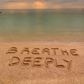 Breathe Deeply - Bucket List Ideas