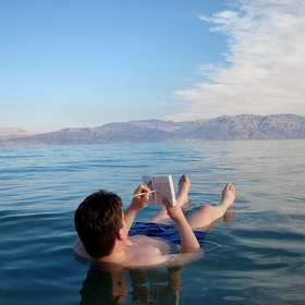 Float in the Dead Sea - Bucket List Ideas