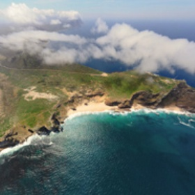 Visit South Africa and stand at the tip of the Cape of Good Hope - Bucket List Ideas