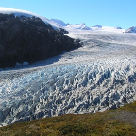 Hike Exit Glacier in Alaska - Bucket List Ideas
