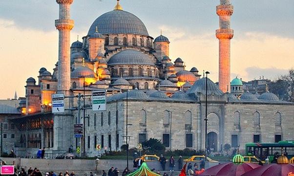 Visit Istanbul - Bucket List Ideas