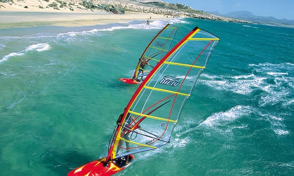 Go windsurfing - Bucket List Ideas