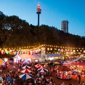Go to Sydney Festival - Bucket List Ideas