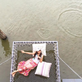 🍴 Eat at On the River Café in Thailand - Bucket List Ideas