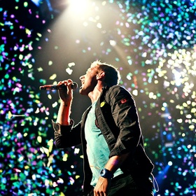 See Coldplay Live in Concert - Bucket List Ideas