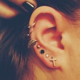 Get more ear piercings - Bucket List Ideas