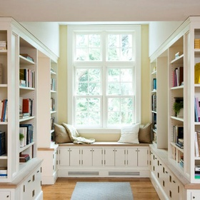 Have a library in my house filled with leatherbound books - Bucket List Ideas