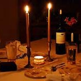 Host a candlelight supper under the star - Bucket List Ideas