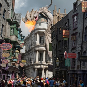 Visit the Wizarding World of Harry Potter - Bucket List Ideas