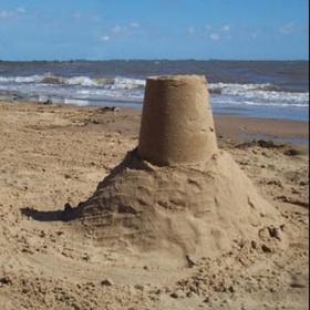 Build a sand castle - Bucket List Ideas