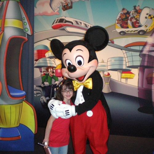 Disney World-Florida- Meet at least 4 Disney Characters - Bucket List Ideas