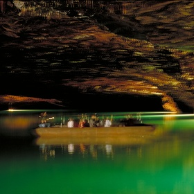 Visit the Lost Sea Cave in Sweetwater, TN - Bucket List Ideas