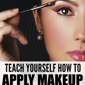 How To Apply Makeup Like a Pro - Bucket List Ideas