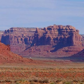 Visit the valley of the Gods - Bucket List Ideas