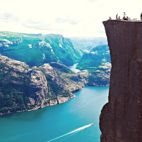 Visit Prekestolen, Norway - Bucket List Ideas
