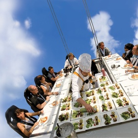 Attend an Event in the Sky - Bucket List Ideas