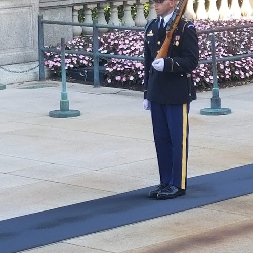 Witness Changing of the Guards at Tomb of the Unknown Soldiers - Bucket List Ideas
