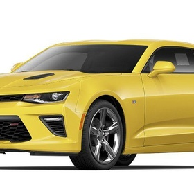 Own a Chevy Camaro - Bucket List Ideas