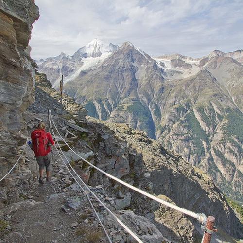 Hike or Ski the Haute Route - Bucket List Ideas