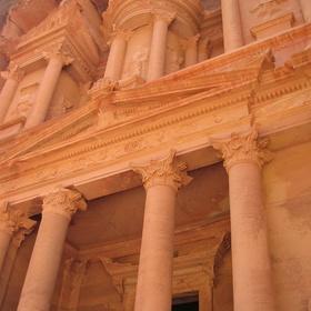 Ride a camel to Petra - Bucket List Ideas
