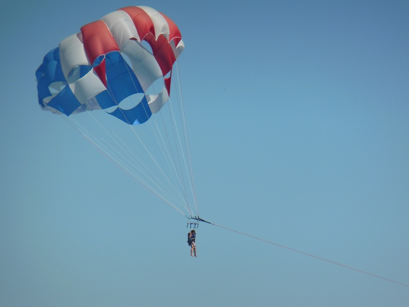 25th birthday adventure go parasailing see fort lauderdale