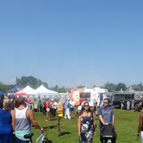 Attend the Taste Ajax Festival - Bucket List Ideas