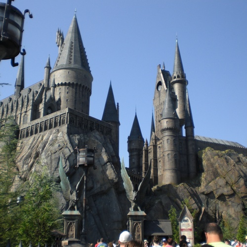 Go to the Wizarding World of Harry Potter - Bucket List Ideas