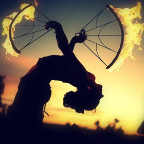 Learn the Art of Dancing with Fire - Bucket List Ideas