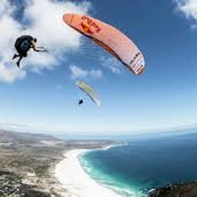 ⚜️Go Paragliding - Bucket List Ideas