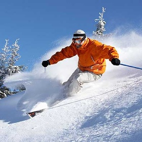 Get better at Skiing - Bucket List Ideas
