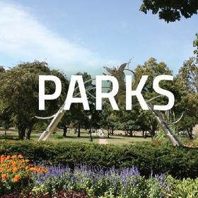 Explore the Parks Of My City - Bucket List Ideas
