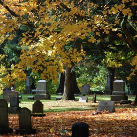 Visit the Lone Fir Cemetery in Portland,OR - Bucket List Ideas