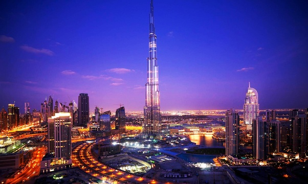 Go to Dubai - Bucket List Ideas