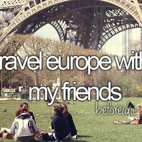Travel with your bestfriend - Bucket List Ideas