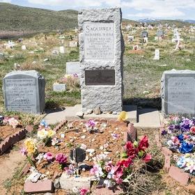 Visit Sacajawea's Grave in Fort Washakie Wyoming - Bucket List Ideas