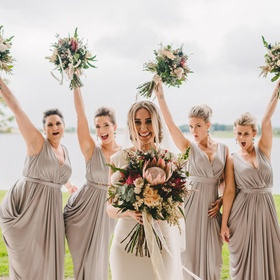Be a bridesmaid - Bucket List Ideas
