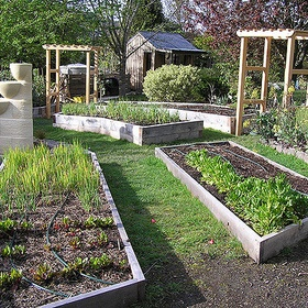 Have garden and orchard - Bucket List Ideas
